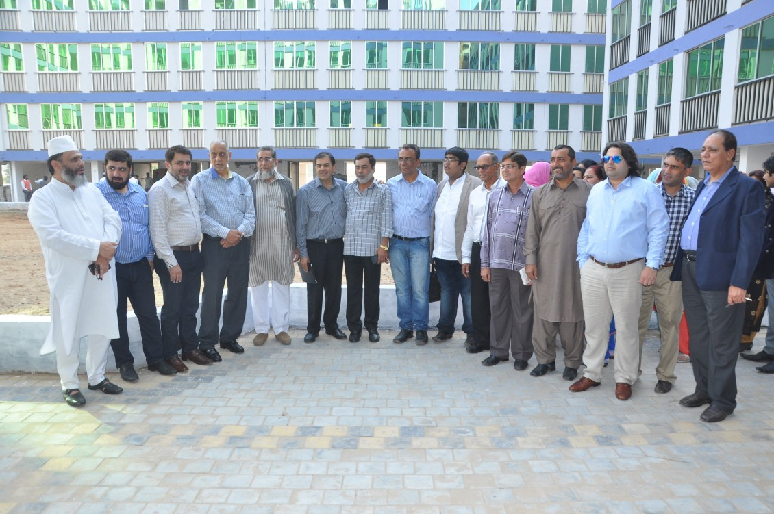 WMO and NCT organise an event to Hand-Over 60 Apartments to the identified needy and to Felicitate the beneficiaries of the NCT Educational Scholarship