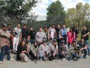 WMO Africa Youth Chapter socialise over Guns and Paintball