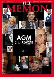 December  2016 AGM Edition